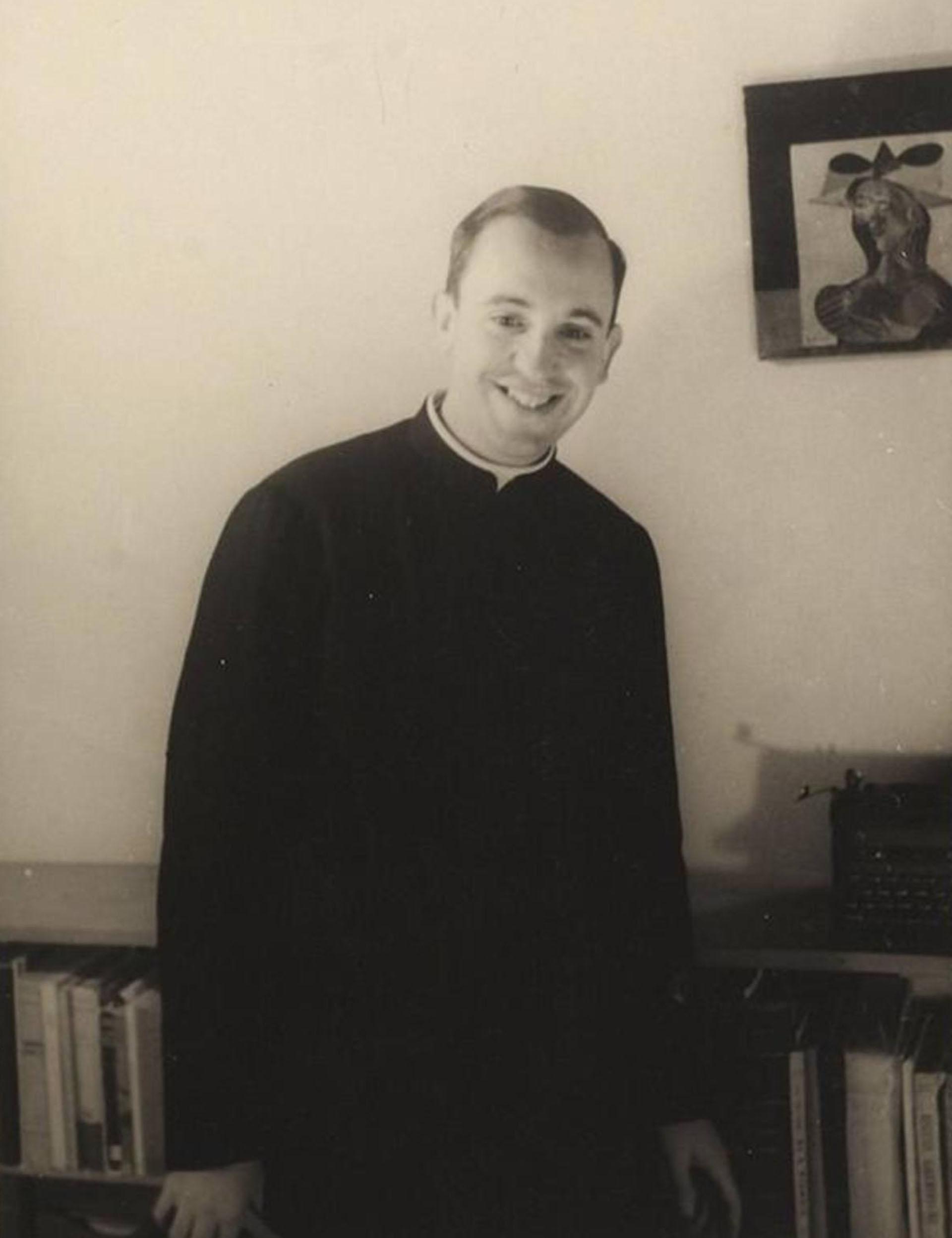 Resultado de imagen para Jorge Bergoglio joven