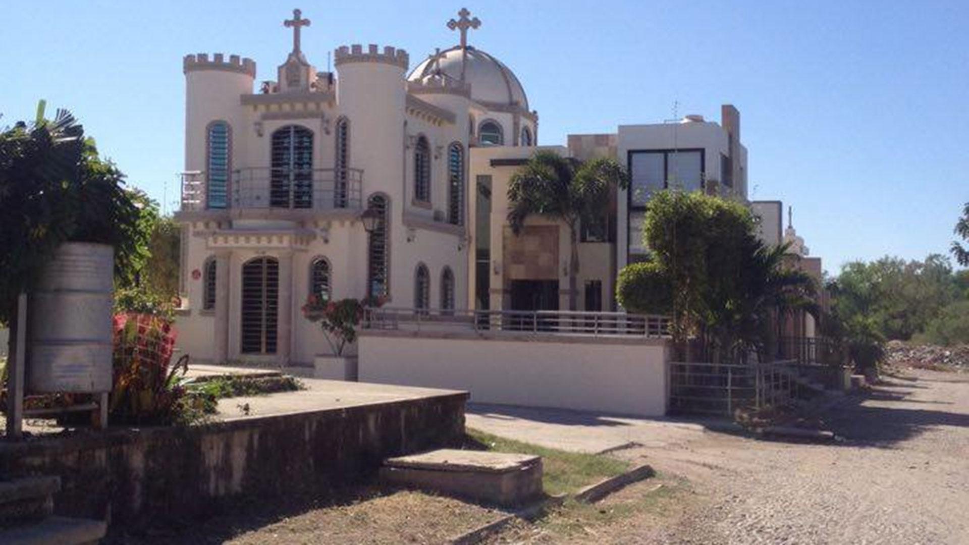 "El mausoleo de Arturo Beltrán Leyva, el ""Jefe de jefes"""