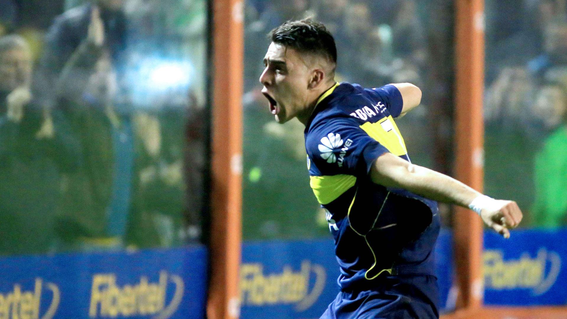 Cristian Pavón (NA)