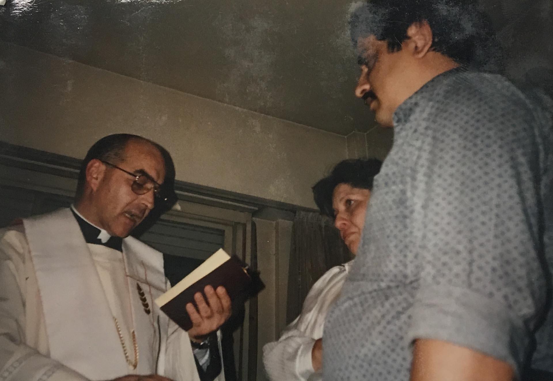 Roberto Toledo bautizó a la hija de Rodolfo Silva, quien hoy lo señala como presunto asesino de su hermano Norberto
