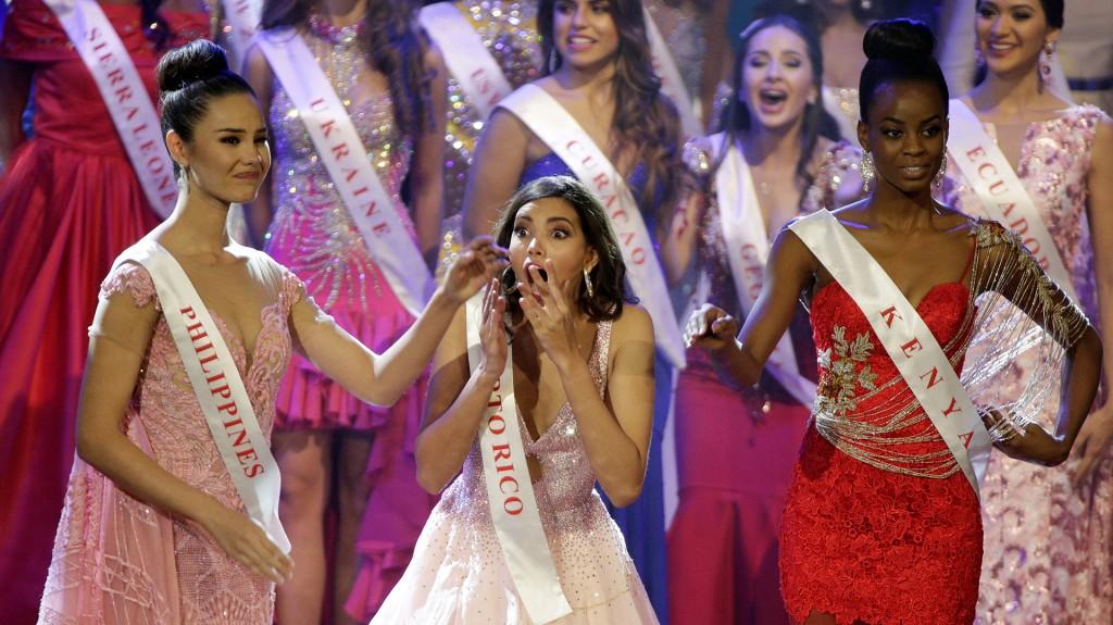 Además de Puerto Rico, Filipinas, Dominicana e Indonesia, Kenia tuvo a su finalista: Evelyn Thungu (Reuters)