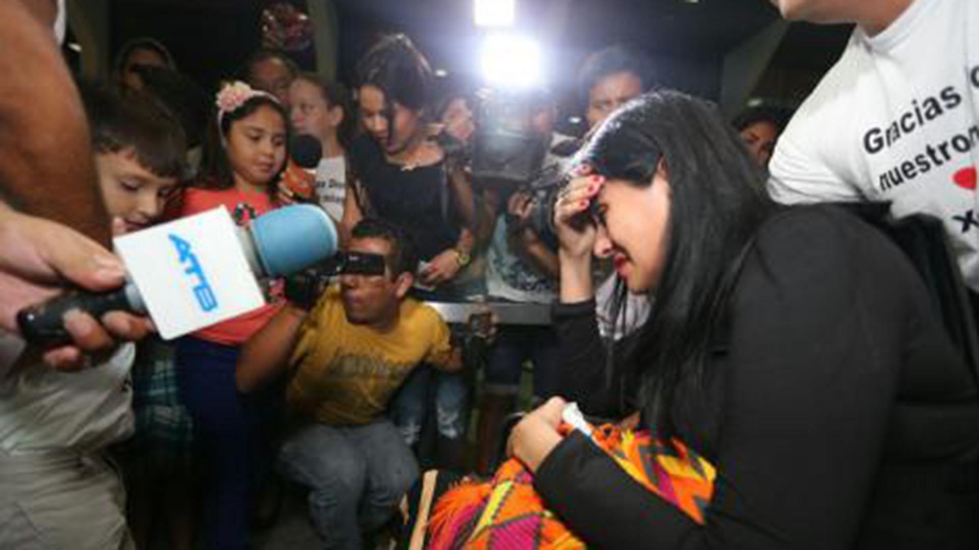 La azafata fue una sobreviviente del trágico accidente ocurrido el 29 de noviembre