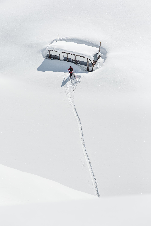 Atleta: Philipp Schicker, Suiza. Finalista de la categoría Lifestyle. Fotógrafo: Claudio Casanova