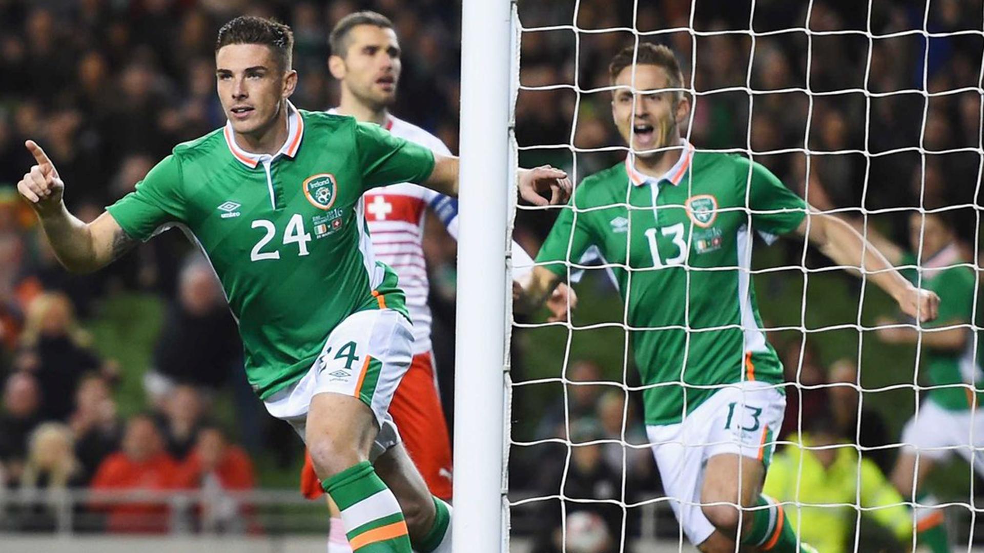 Irlanda tambien fue sancionada por la FIFA (AP)