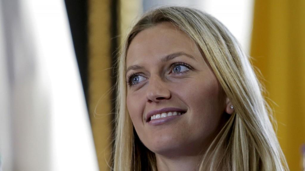 La tenista checa Petra Kvitova fue víctima de un violento robo en su casa de Prostejov (Reuters)