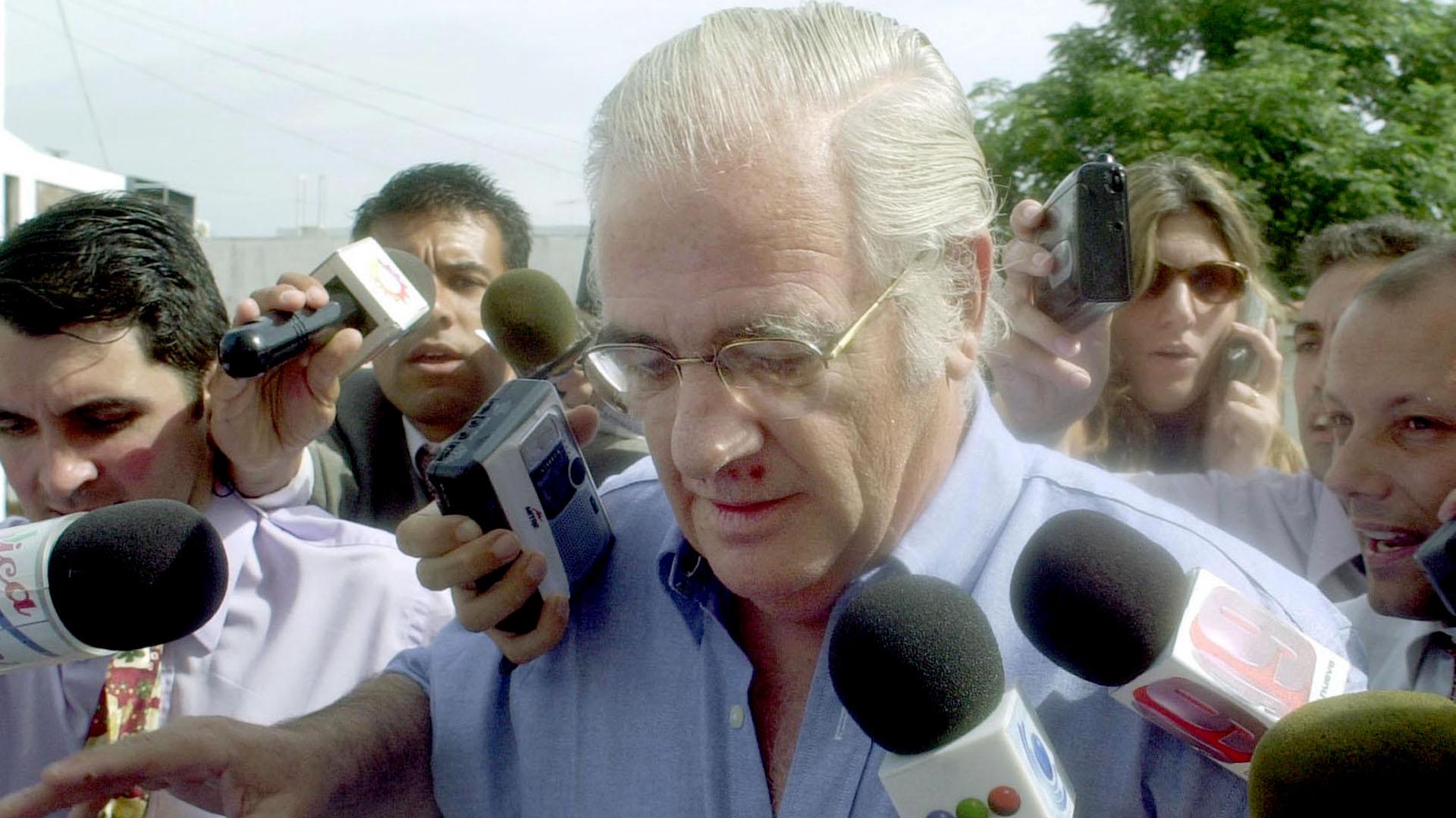 Carlos Carrascosa fue liberado en diciembre de 2016 (NA)