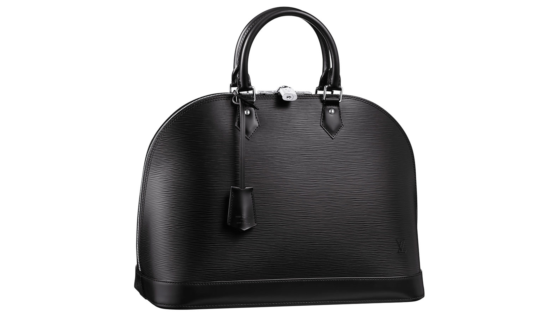 """El modelo """"Alma"""" es otro de los más caracteristicos de Louis Vuitton, además de la original con su clásico monogram"""
