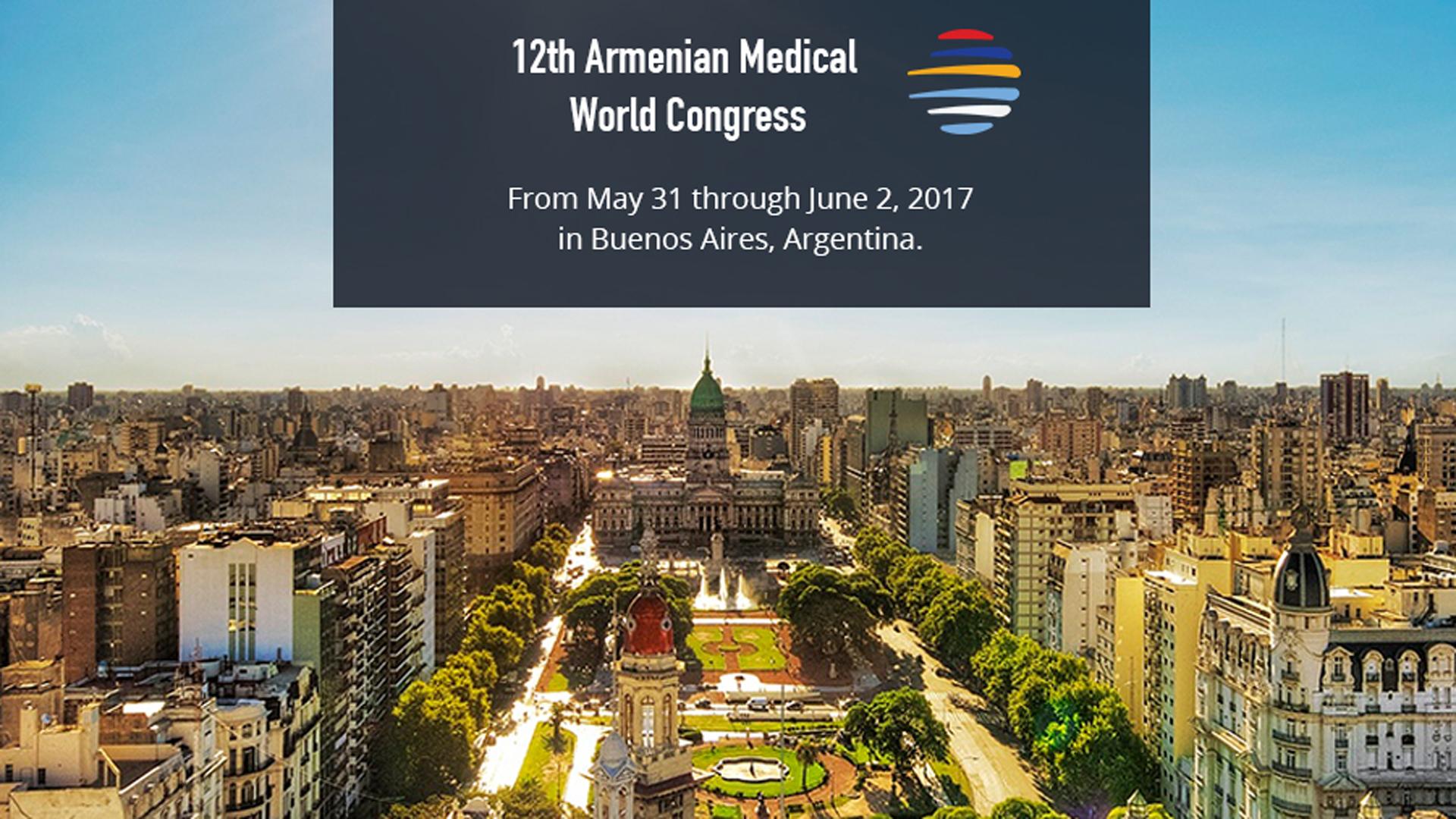 La Argentina recibirá del 31 de mayo al 2 de junio uno de los congreso de salud más prestigiosos