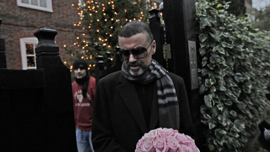 George Michael en su residencia de Londres (NA)