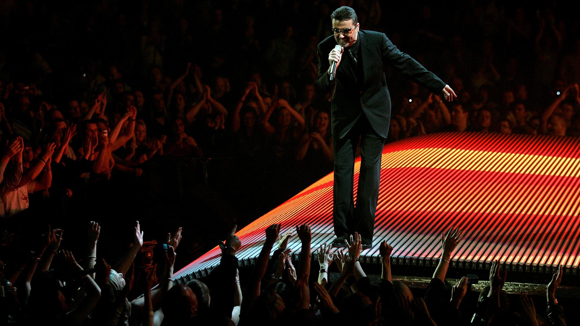 Concierto en el MEN Arena de Manchester, en 2006 (Reuters)