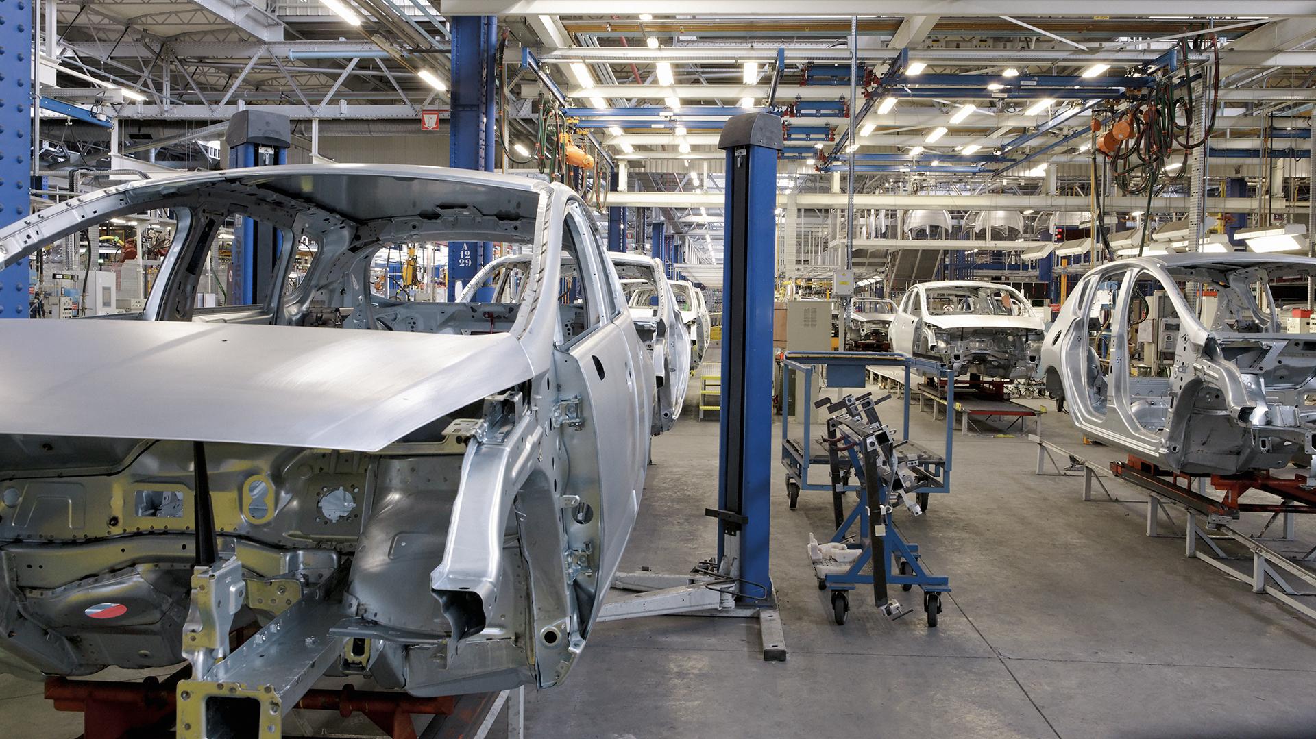 La recuperación del empleo industrial fue una de las promesas de Trump (IStock)