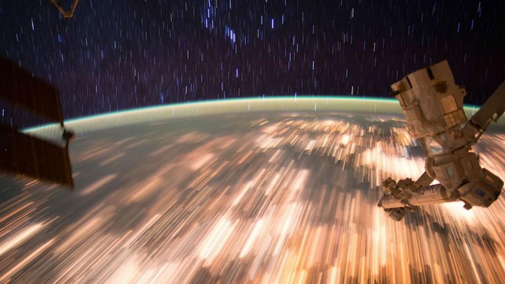 Las 20 mejores fotos espaciales de 2016