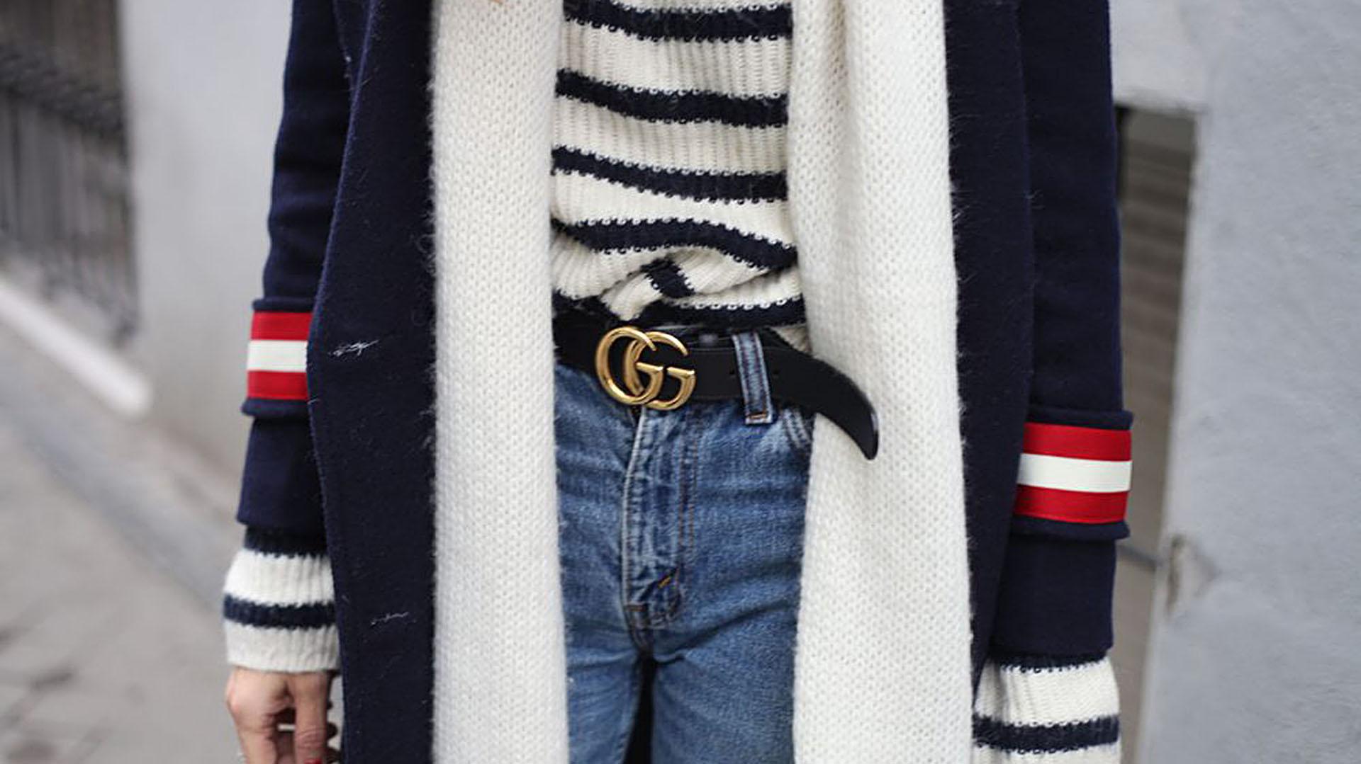 El cinturón Gucci que todas quieren - Infobae cdbef030e88