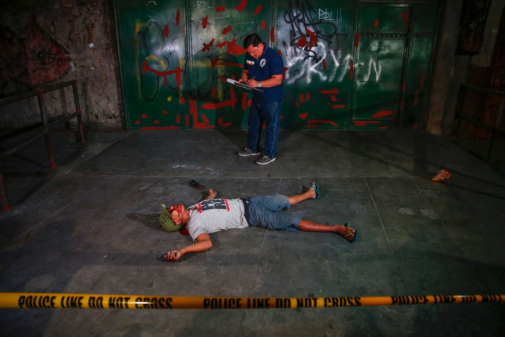 La Iglesia reclama que el gobierno de Duterte detenga los asesinatos