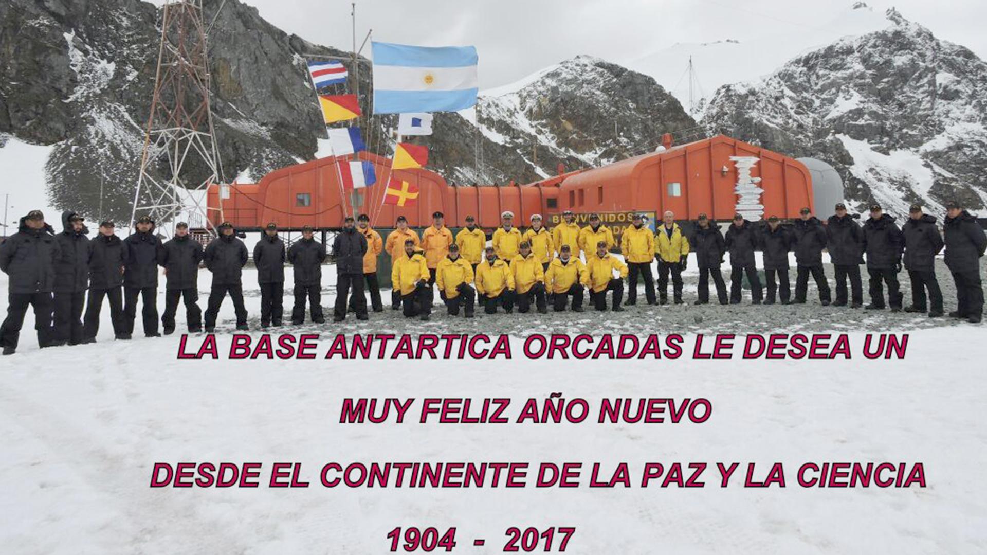 Base Antártica Orcadas, Antartida Argentina