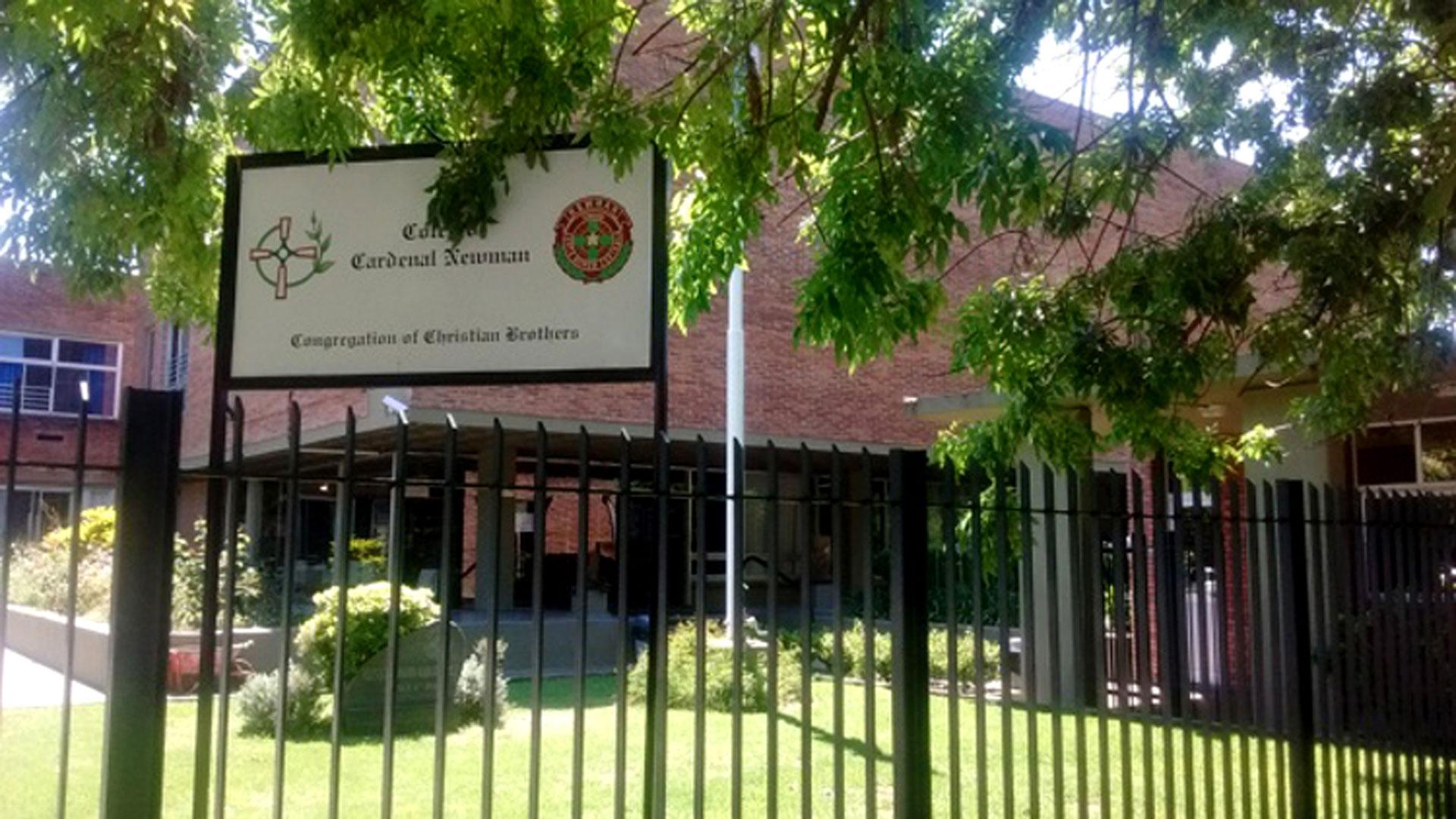 El colegio Newman