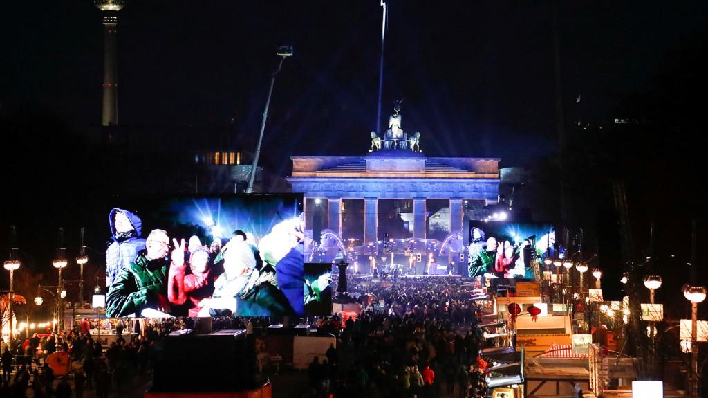 En Berlín ya está todo listo para recibir el 2017