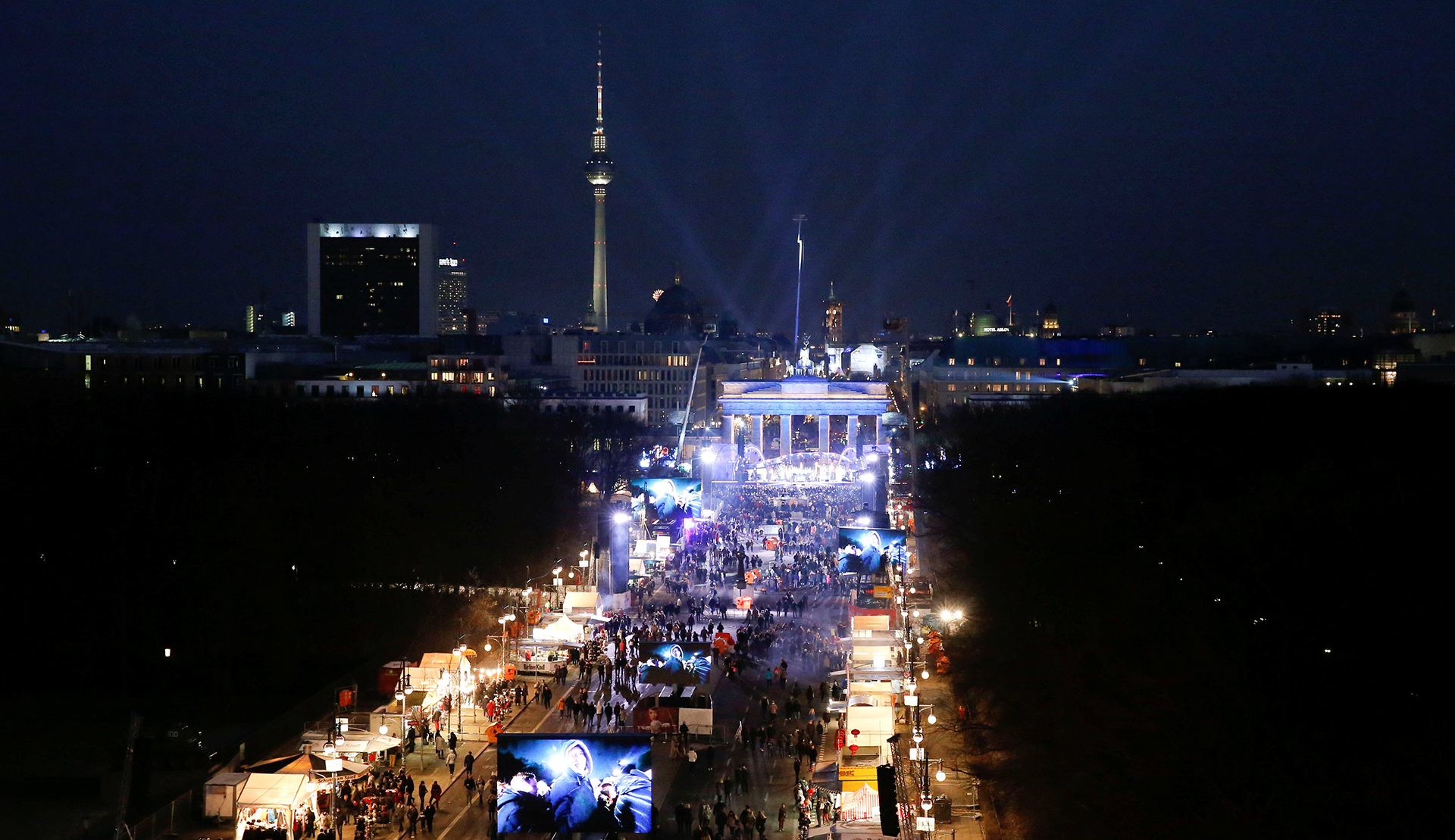Berlin – Fotos: Reuters – AP – AFP – EFE