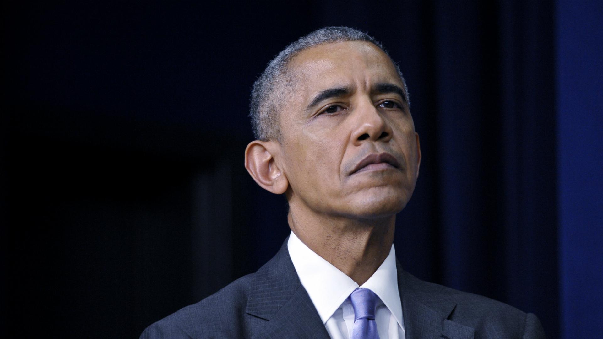 El ex presidente demócrata, Barack Obama (AFP)