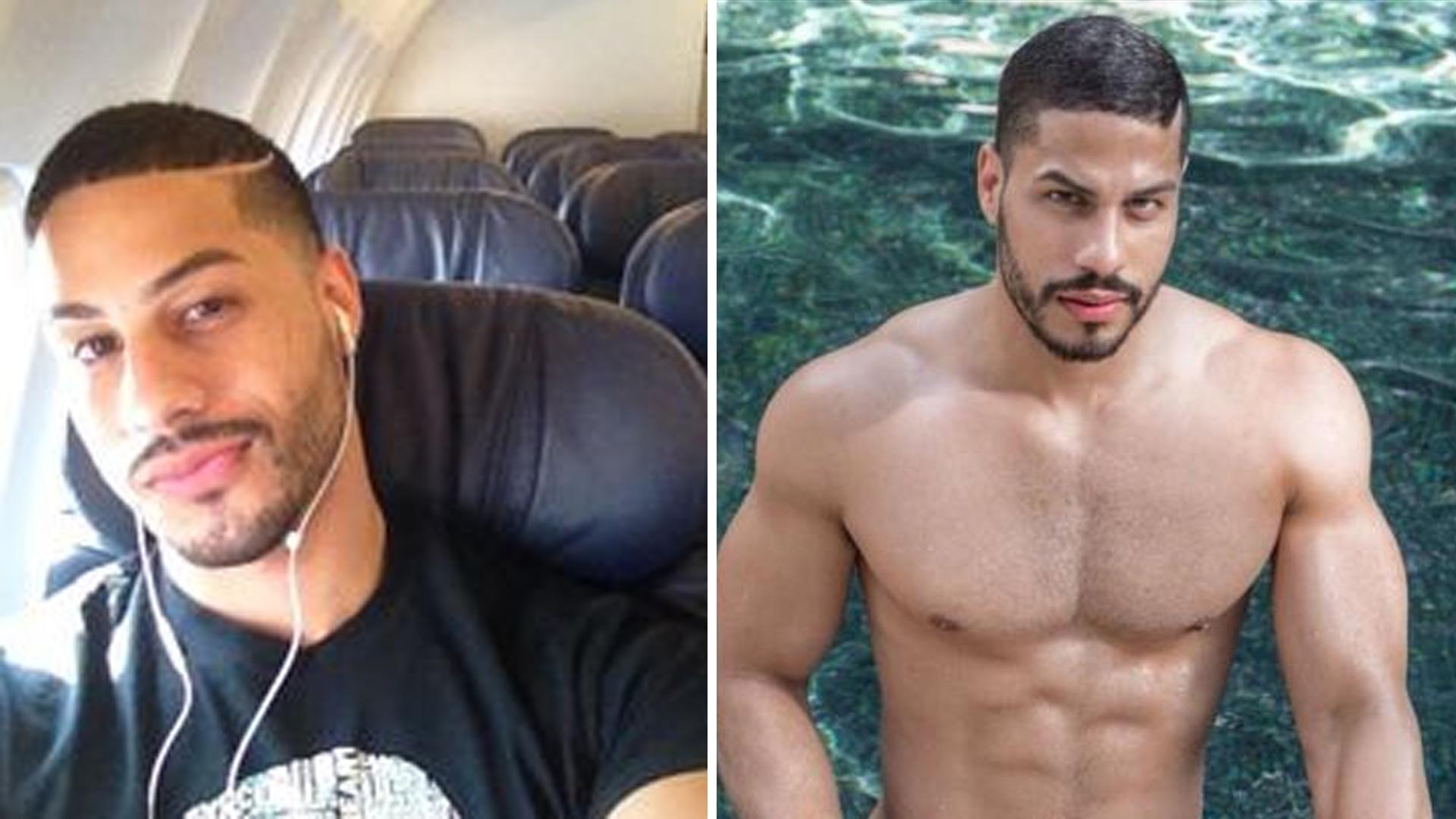 Actores Porno Estados Unidos actor porno gay terminó detenido por agredir a su novio por