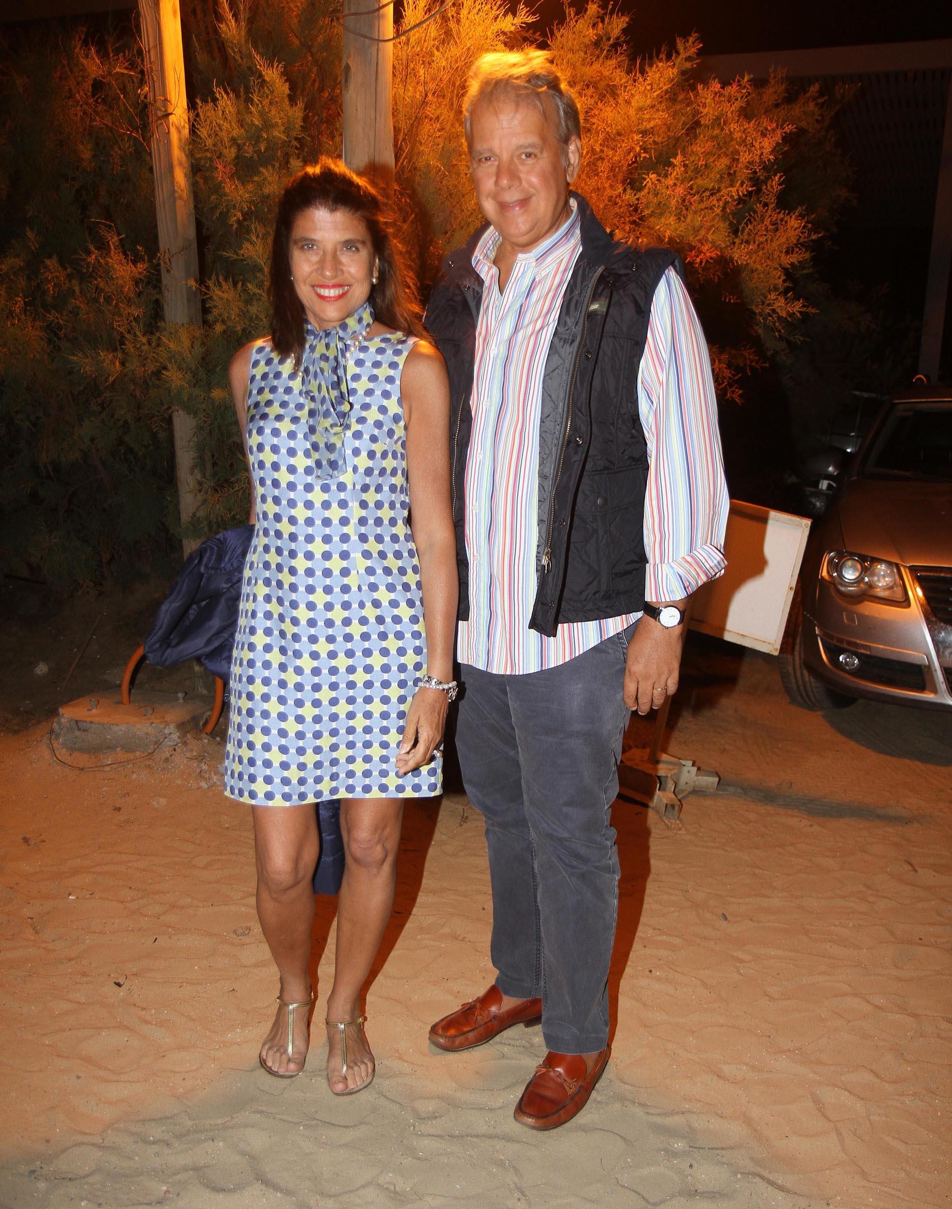 Marta Diez y Alejandro Caride