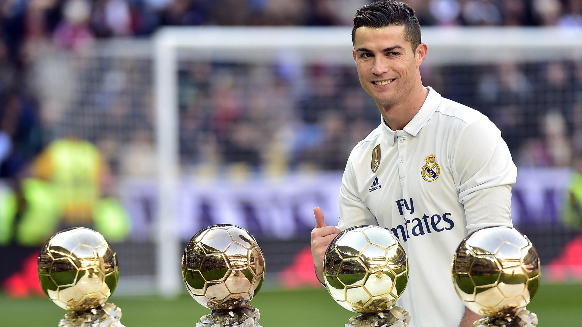 Pagaron 32 mil euros en una subasta para pasar un día con Cristiano Ronaldo