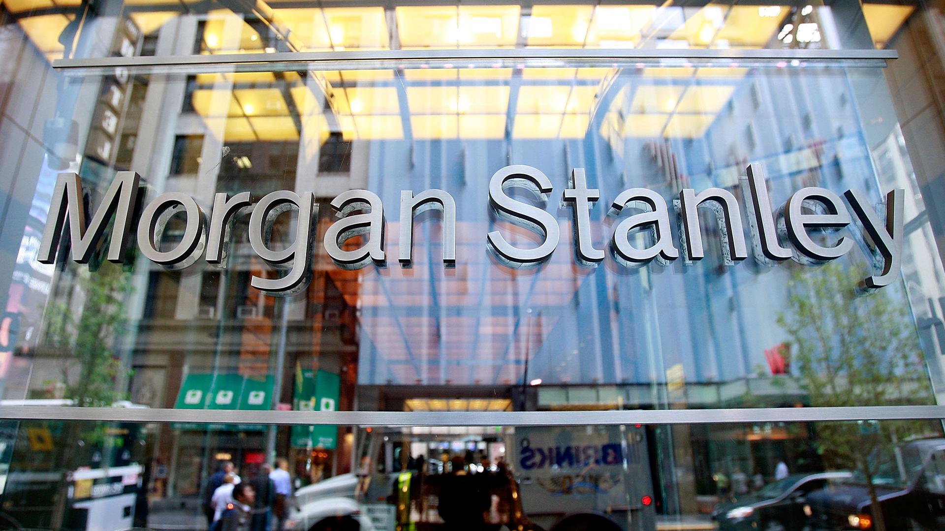 Morgan Stanley (Getty)