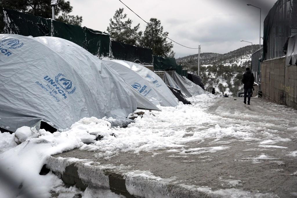 Lesbos, Grecia (AFP)