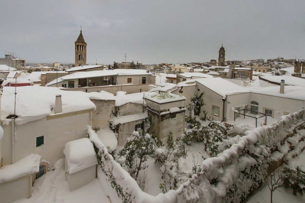 Santeramo, Italia (AFP)