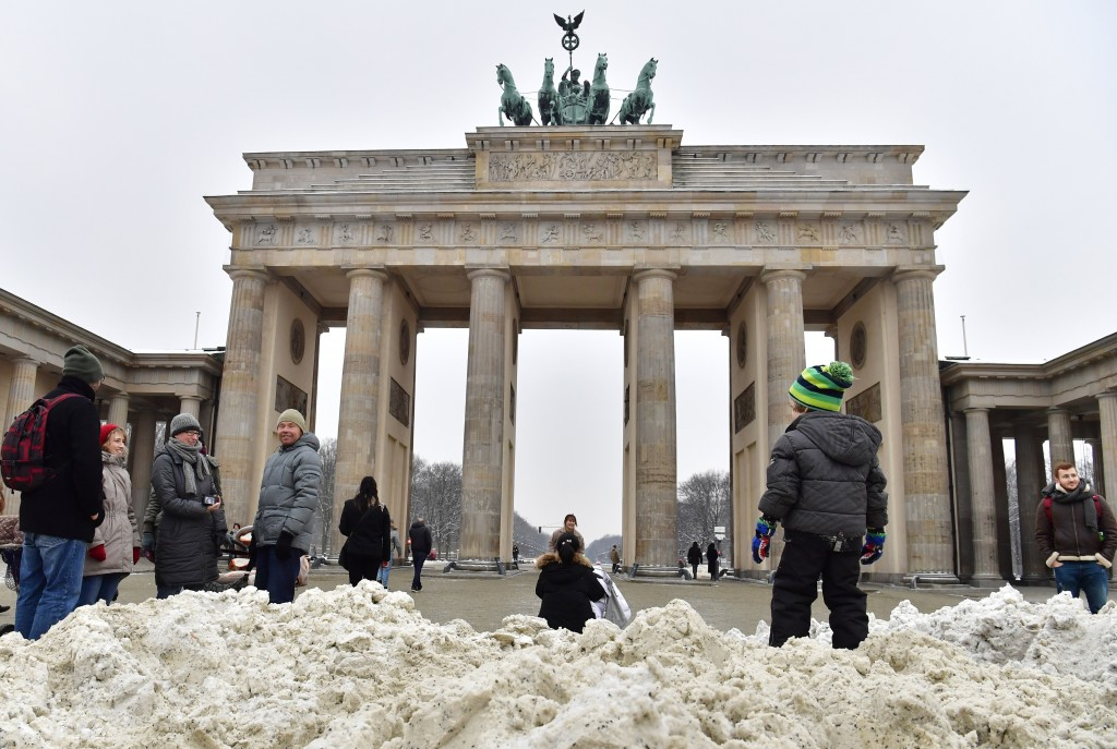 Berlín, Alemania (AFP)