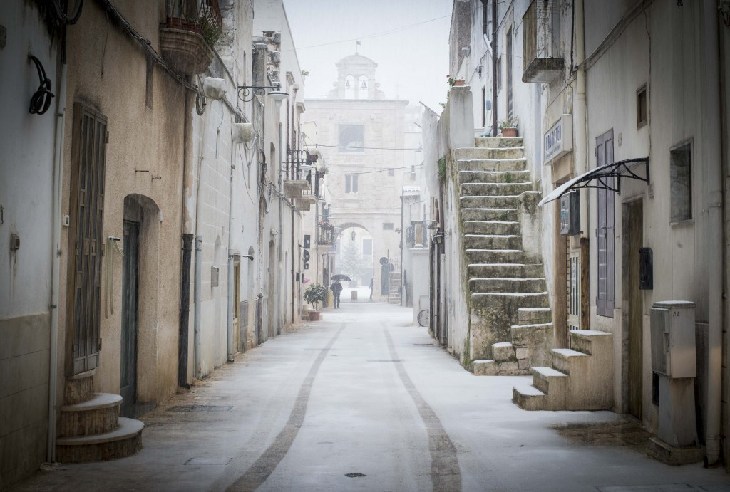 Sammichele di Bari, Italia (AFP)