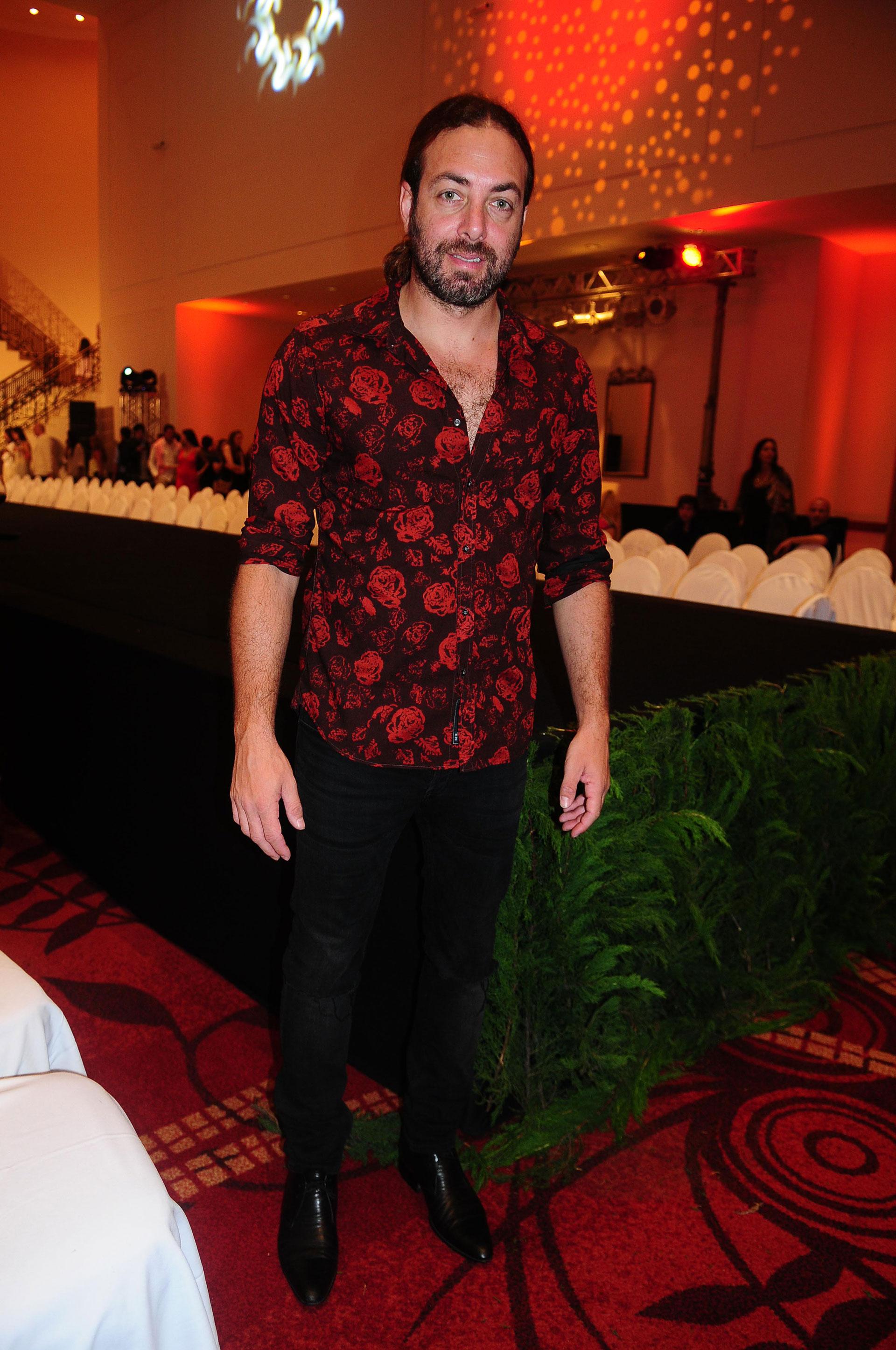 El ex tenista chileno, Nicolás Massú