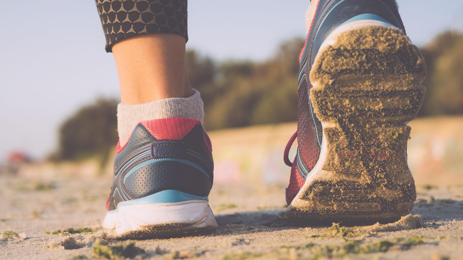 El uso calzado es fundamental hasta adaptarse a la superficie (iStock)