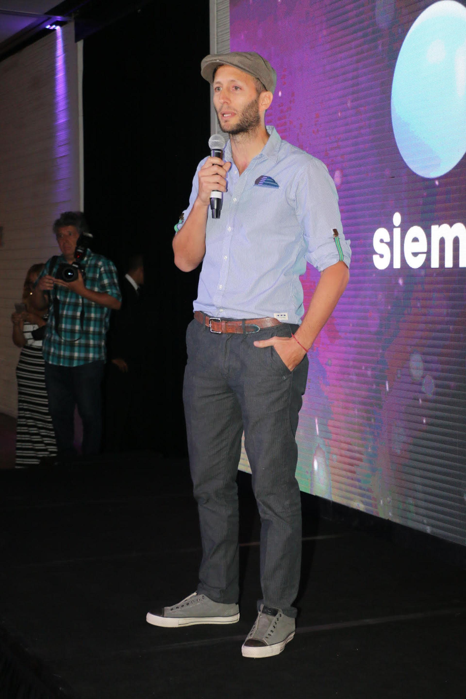 Tomas Yankelevich, director de contenidos globales en Telefe