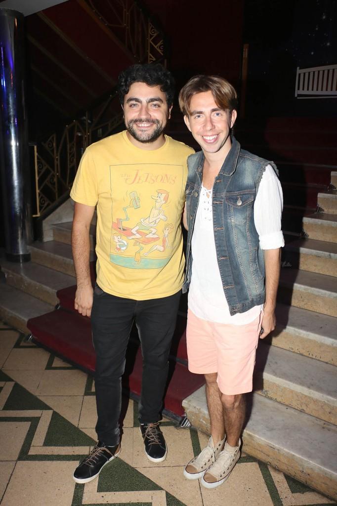 Juan Paya y Nicolás Maiques