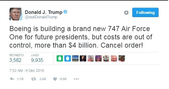En el 2016, antes de asumir la presidencia, Trump criticó los costos del acuerdo
