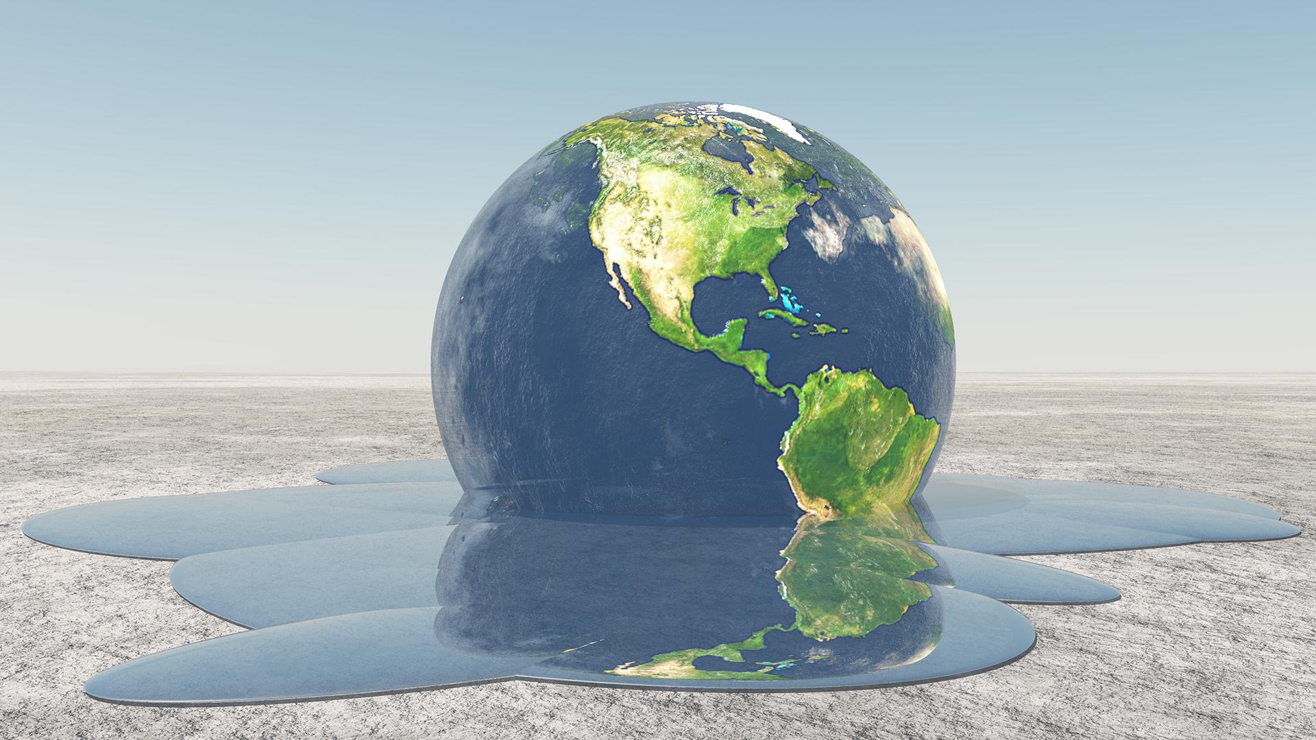El cambio climático afecta el nivel de los mares, cuyo aumento es cada vez más peligroso (iStock)
