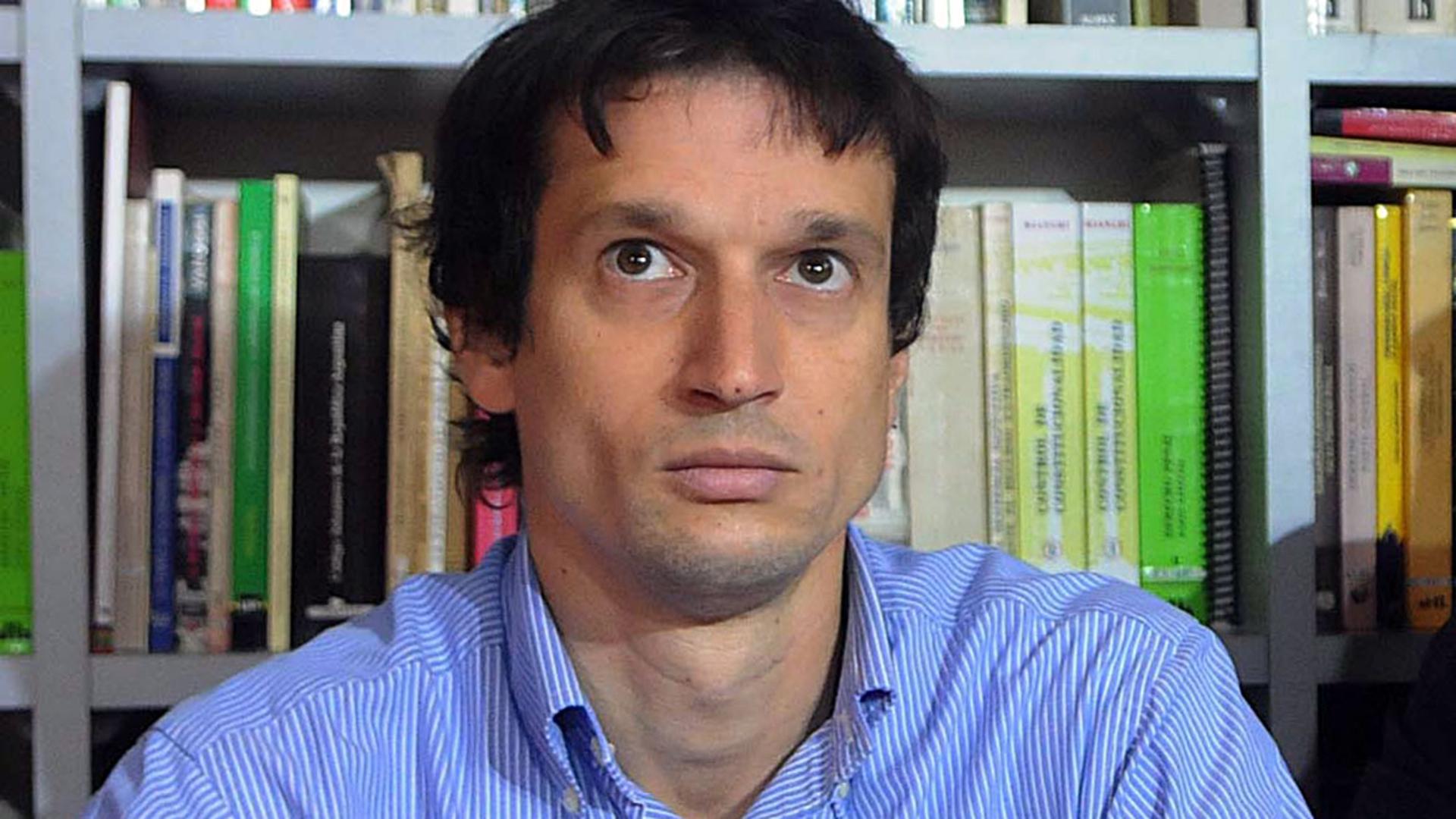 Taiano considerará a Largomarsino como partícipe primario (Nicolás Stulberg)
