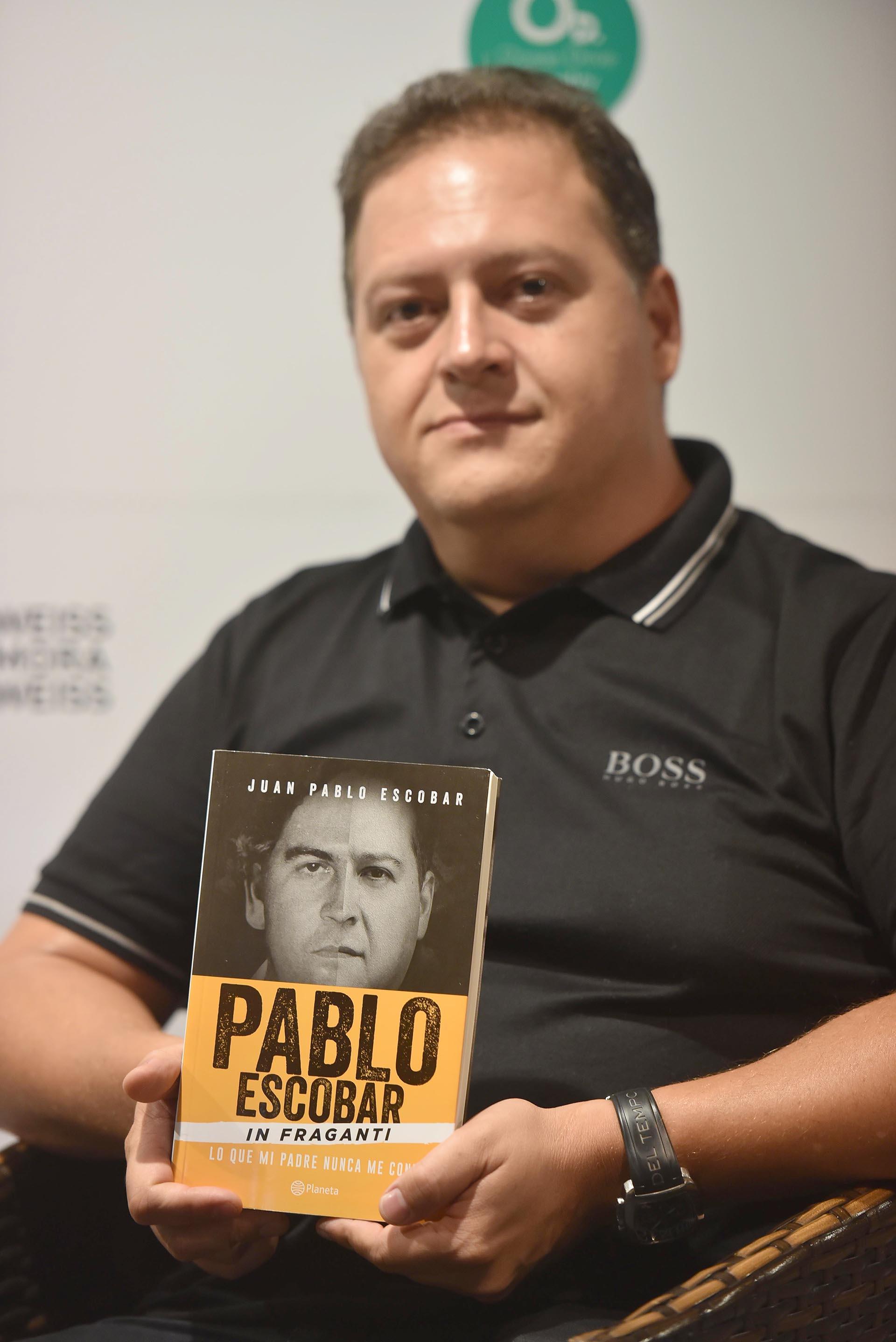 Nueva Revelación Del Hijo De Pablo Escobar Mi Papá Trabajaba Para La Cia Infobae