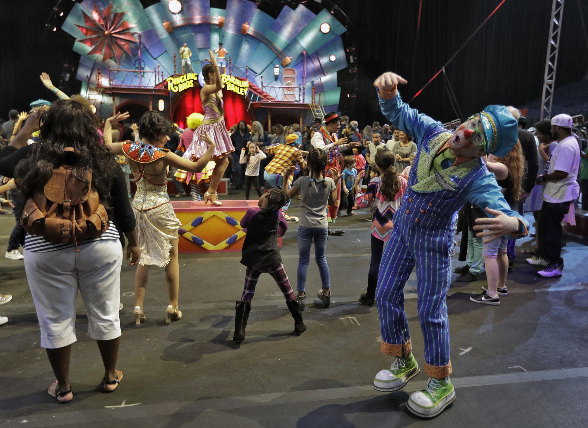 El famoso circo estadounidense cerrará después de 146 años(AP)