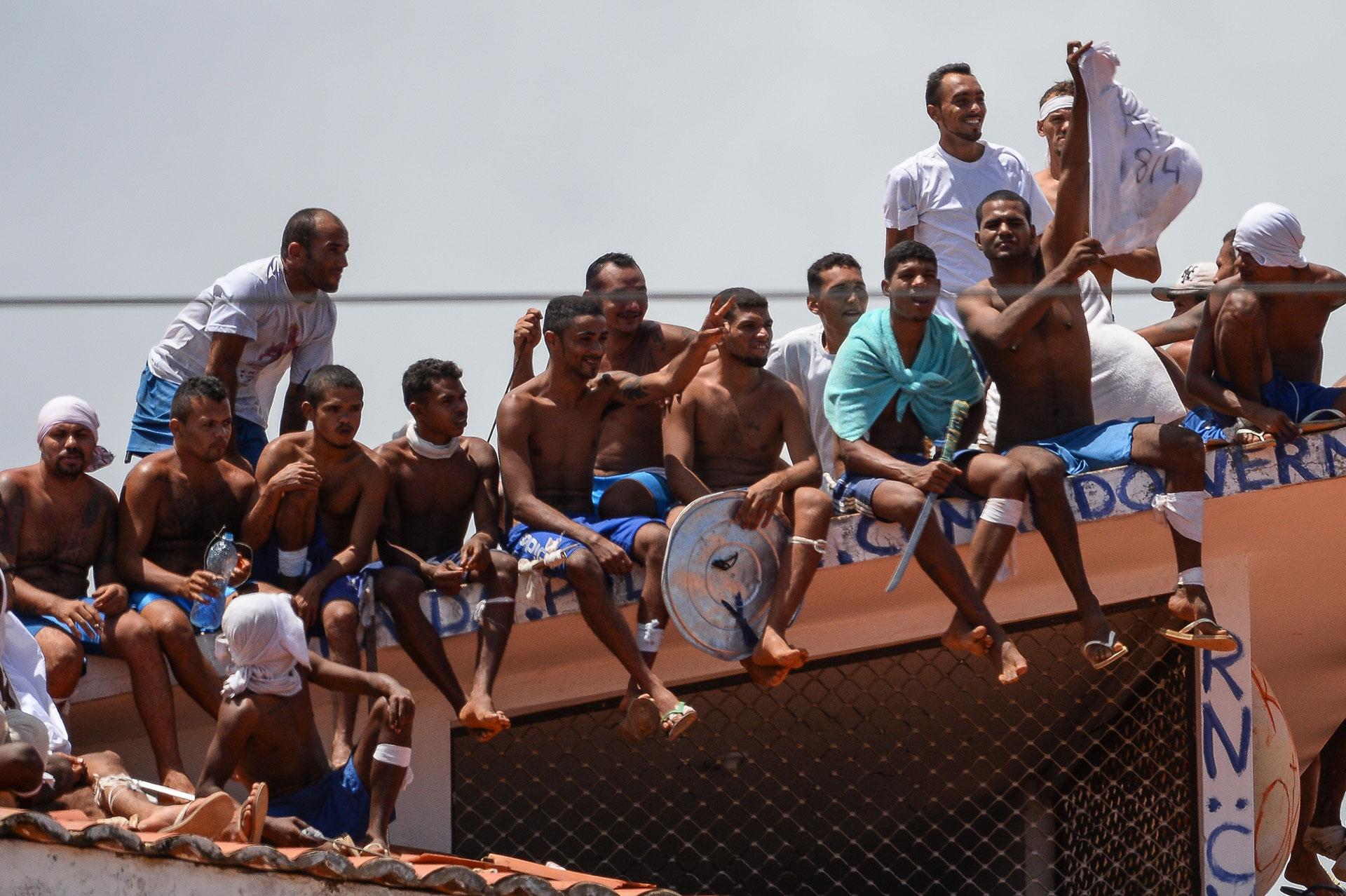 Las bandas criminales luchan por el control del narcotráfico en Brasil