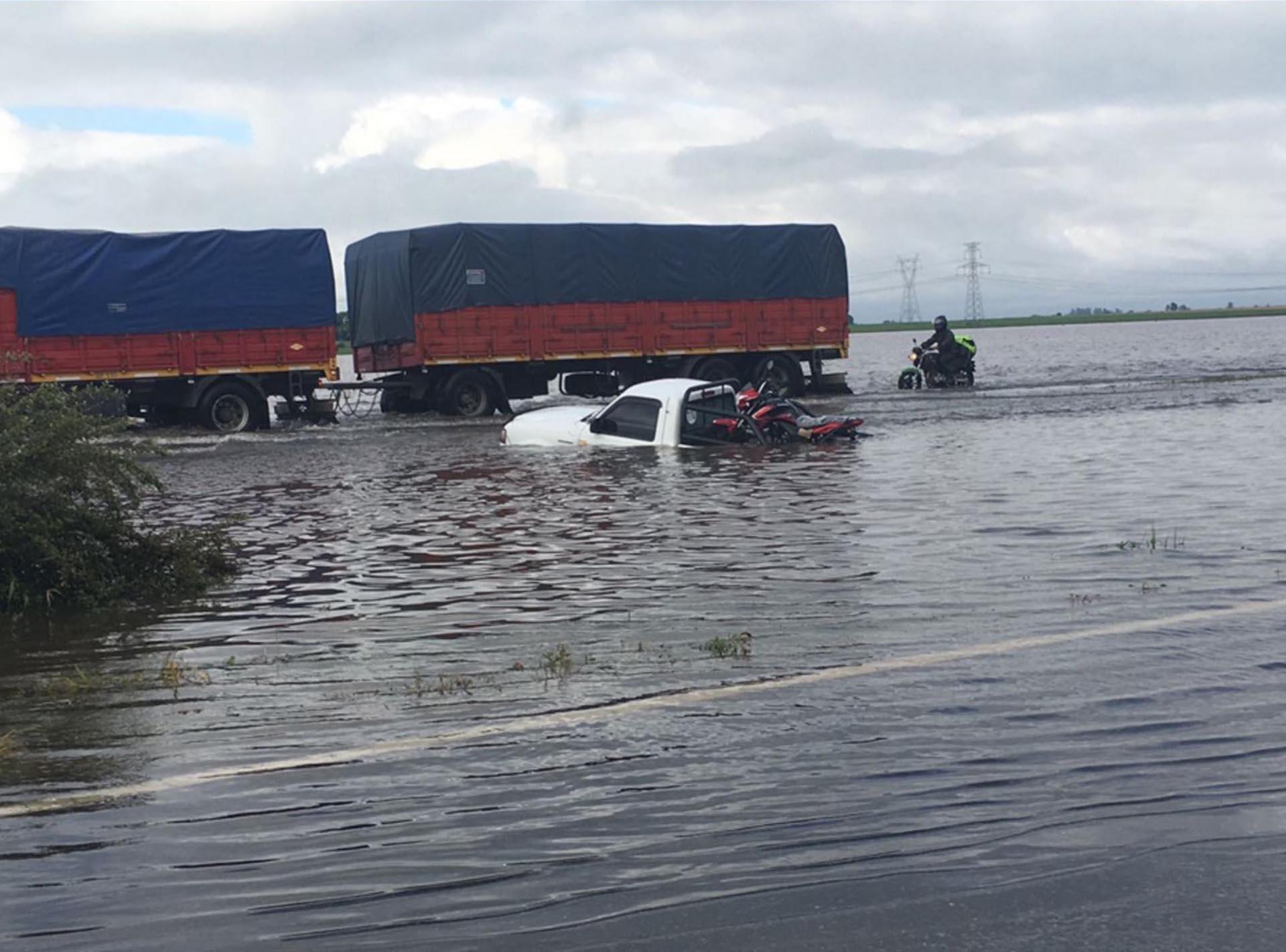 La provincia santafesina sufrió el tercer temporal en 20 días