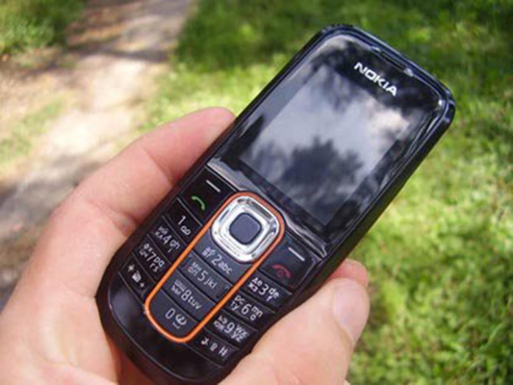 celulares SF 08 Nokia 2600