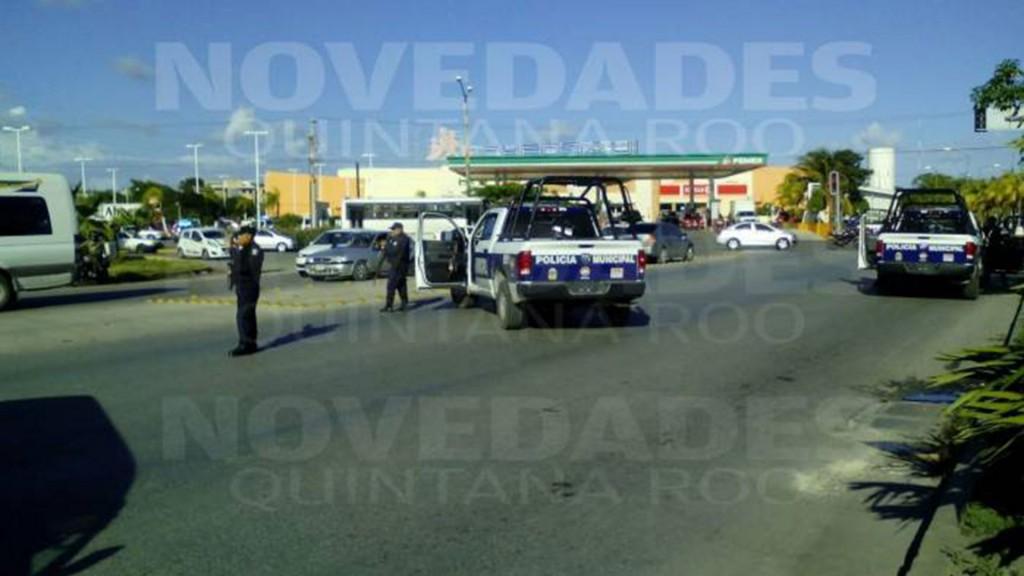 La Fiscalía de Playa del Carmen fue atacada por hombres armados motorizados