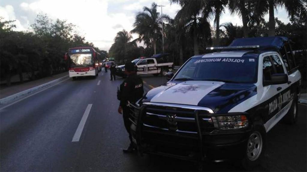 Las autoridades activaron el código rojo y desplegaron un amplio operativo de seguridad