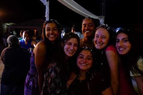 También hubo momentos para salir de fiesta (Foto: cortesía Unitel)
