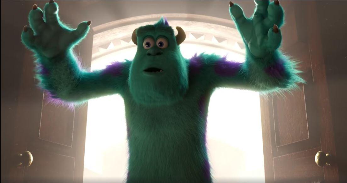James P. Sullivan, protagonista en Monsters Inc.