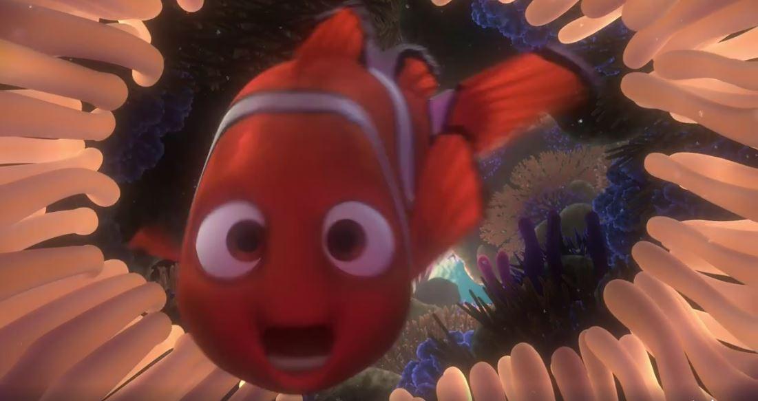 Nemo, el pez más famoso de Pixar