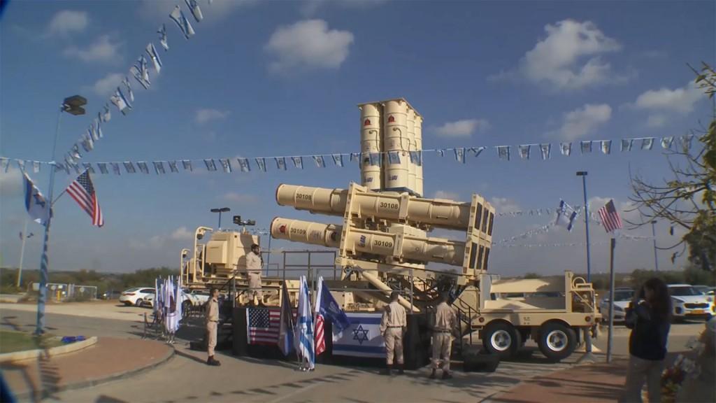 Israel tendrá uno de los sistema de defensa más avanzados del mundo