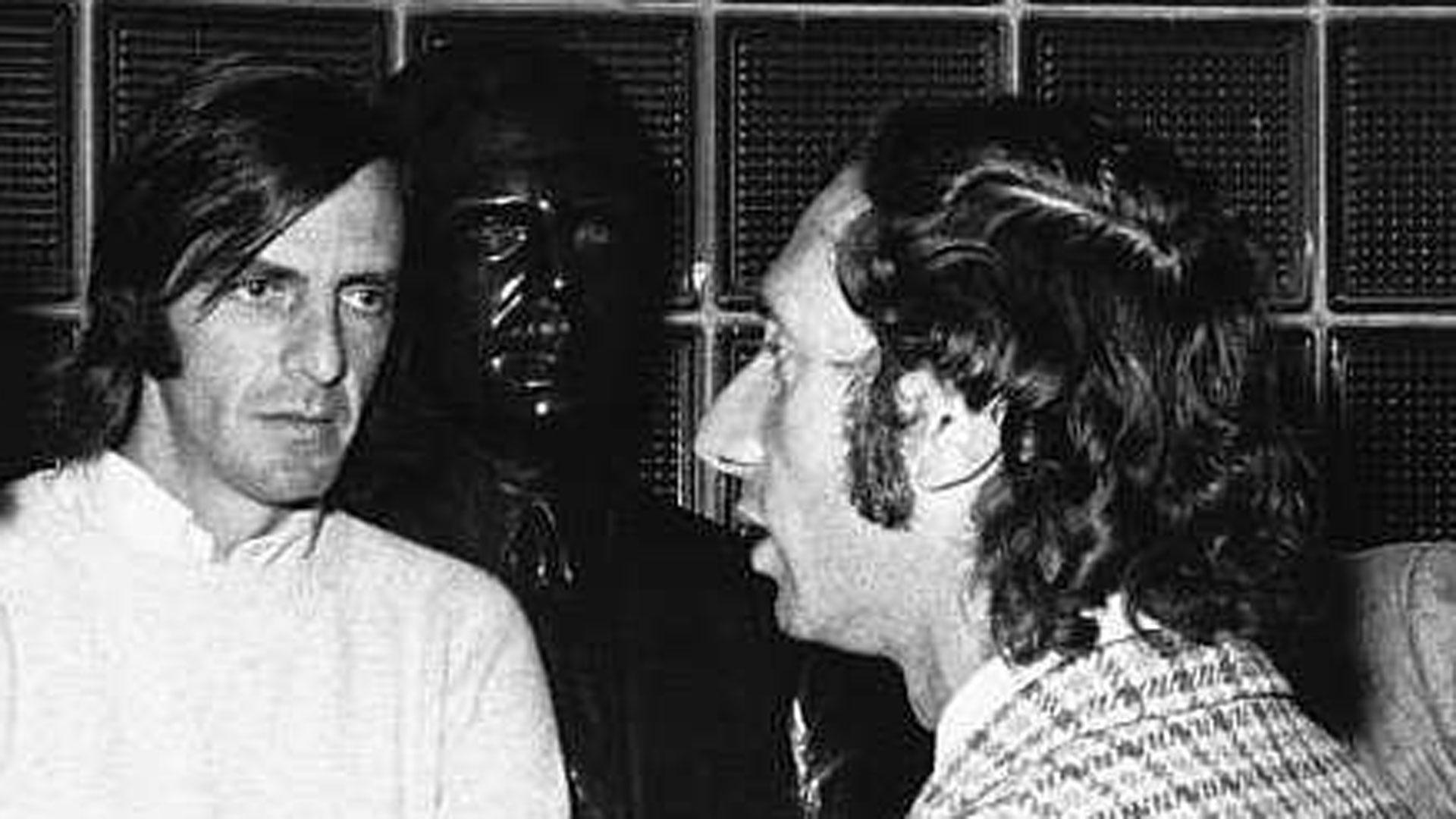 Menotti y Bilardo, en la transición post Mundial 82, cuando entre ellos había diálogo (Foto: Marca)